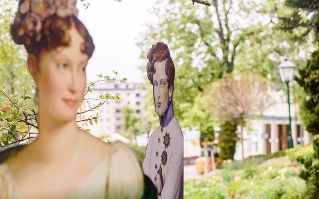 Gartenlust der Habsburger