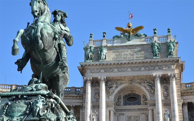 Neue Burg und Heldenplatz