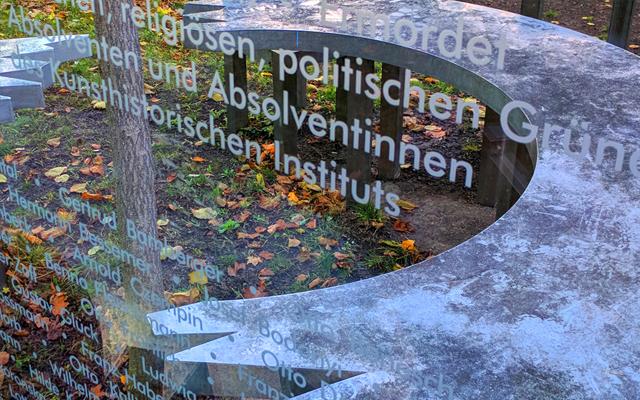 KunsthistorikerInnen-Denkmal
