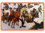 Bruegel - Bethlehemitischer Kindermord