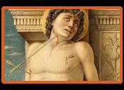 Mantegna - Heiliger Sebastian