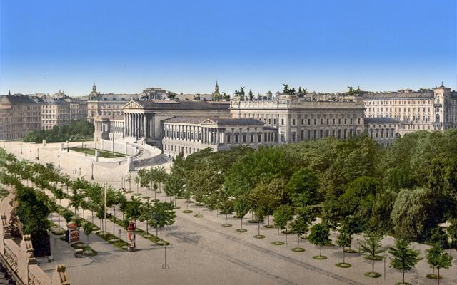 Vienna's Ringstraße