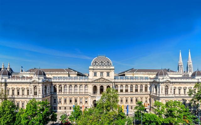 Vienna Uni Main Building